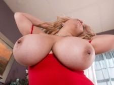 Nancy's Breast Growth Spurt